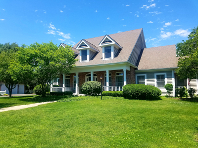 St. Charles IL Single Family Home New: $399,900