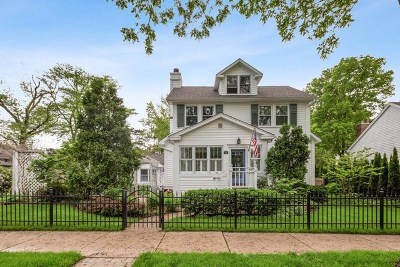 Hinsdale Single Family Home For Sale: 118 West 4th Street