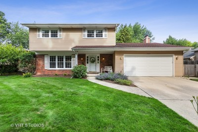 Naperville Single Family Home Price Change: 1709 Warbler Drive