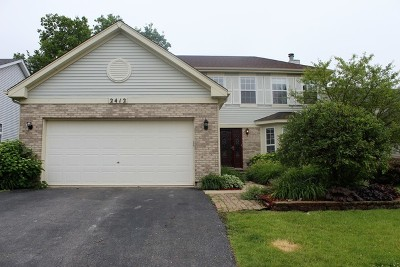 Rental Re-Activated: 2412 Woodlake Court