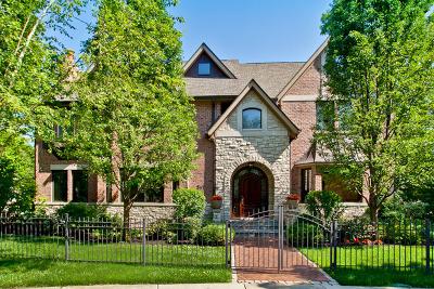 Winnetka Single Family Home For Sale: 547 Hawthorn Lane