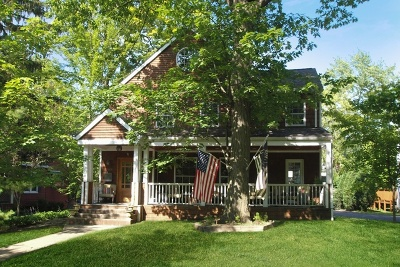Highland Park Single Family Home For Sale: 969 Saint Johns Avenue