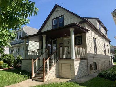 Portage Park Single Family Home New: 5131 West Patterson Avenue