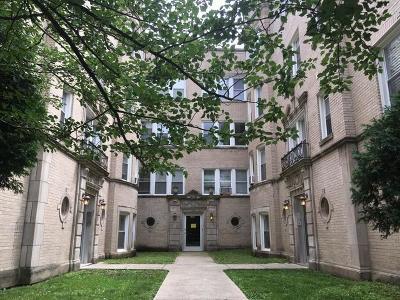 Chicago Condo/Townhouse For Sale: 2755 West Arthur Avenue #2