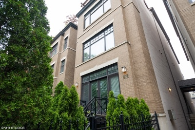 Condo/Townhouse New: 708 West Schubert Avenue #B
