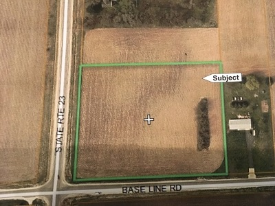 Genoa Residential Lots & Land For Sale: 4.62 Ac. State Rte 23