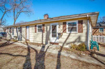 Carpentersville Multi Family Home New: 412-14 Lord Street