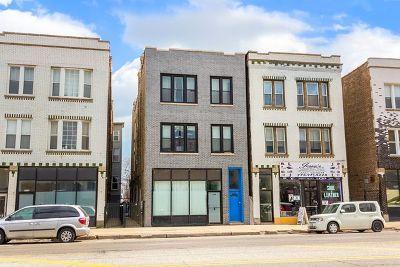 Multi Family Home For Sale: 2109 North Western Avenue