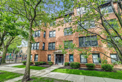 Ravenswood Condo/Townhouse For Sale: 4812 North Hoyne Avenue #1