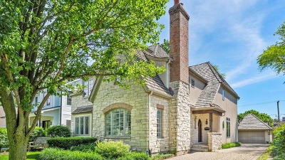 Hinsdale Single Family Home For Sale: 333 North Oak Street