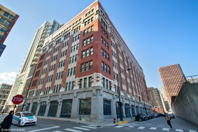Condo/Townhouse New: 732 South Financial Place #307