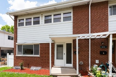Niles Condo/Townhouse Contingent: 8044 West Lyons Street #A