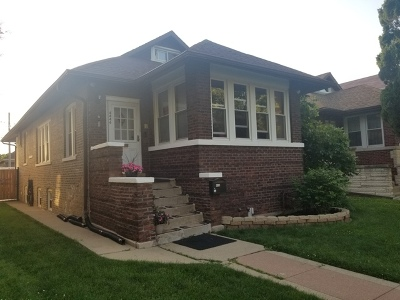 Chicago IL Single Family Home New: $399,900