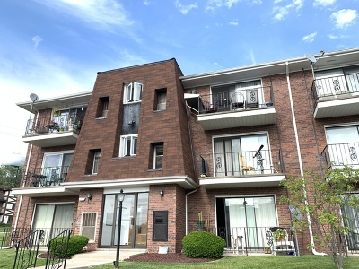 Alsip Condo/Townhouse For Sale: 11901 South Lawndale Avenue #1B2