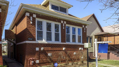 Chicago IL Single Family Home New: $159,800
