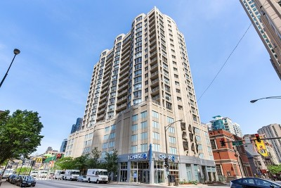 Condo/Townhouse New: 600 North Dearborn Street #1908