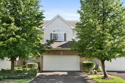Hoffman Estates Condo/Townhouse For Sale: 1876 Maureen Drive