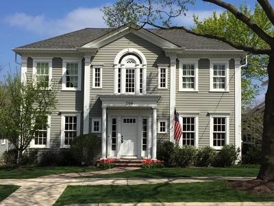 Barrington Single Family Home For Sale: 206 East Hillside Avenue