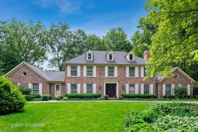 St. Charles Single Family Home New: 1655 Hampton Course