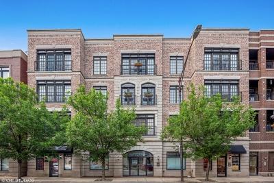 Roscoe Village Condo/Townhouse For Sale: 2238 West Belmont Avenue #2E