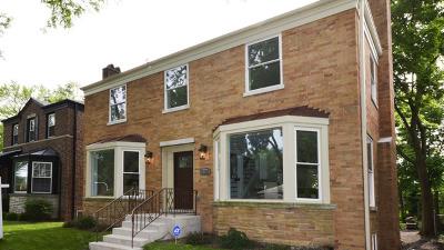 Single Family Home New: 5310 North Virginia Avenue