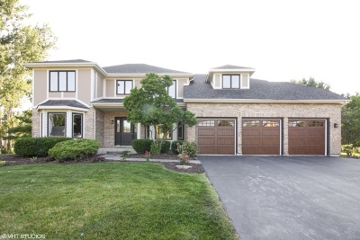 Single Family Home New: 24104 Ascot Court