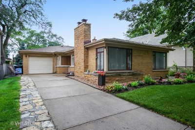 Chicago, Aurora, Elgin, Hammond, Joliet, Kenosha, Michigan City, Naperville Single Family Home New: 10044 South Bell Avenue