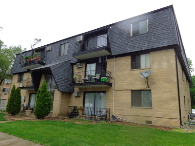 Alsip Condo/Townhouse Contingent: 4840 West Engle Road #3NE