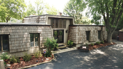 Glen Ellyn Single Family Home New: 23w080 Hackberry Drive