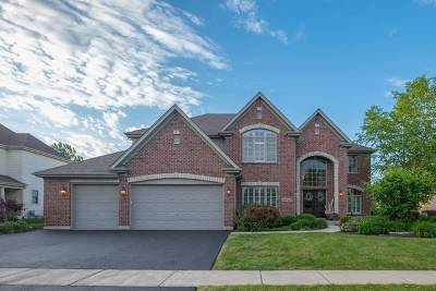 Geneva Single Family Home For Sale: 39w816 North Hathaway Lane