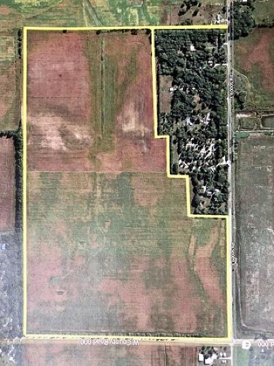 Kankakee Residential Lots & Land For Sale: Sec 32 Twp 30n R13w