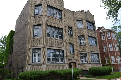 Chicago Multi Family Home For Sale: 11151 South Emerald Avenue