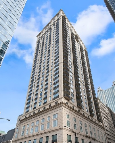 Condo/Townhouse New: 10 East Delaware Place #27C