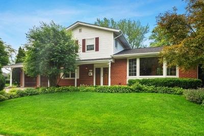 Palatine Single Family Home For Sale: 927 East Paddock Drive