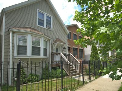 Irving Park Rental New: 3718 North Sacramento Avenue #2