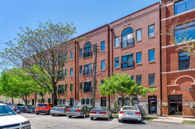 Condo/Townhouse New: 426 North Noble Street #4