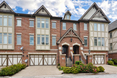 St. Charles Condo/Townhouse For Sale: 56 Bluestone Drive