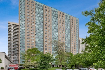 Condo/Townhouse For Sale: 3180 North Lake Shore Drive #5D