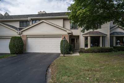 Libertyville Condo/Townhouse New: 1512 Loatonia Court