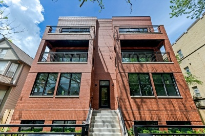 Condo/Townhouse New: 1302 West Winona Street #3W