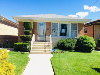 Single Family Home For Sale: 7524 West Strong Street