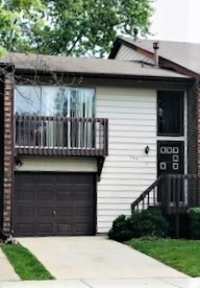 Bolingbrook Condo/Townhouse New: 486 Seneca Lane