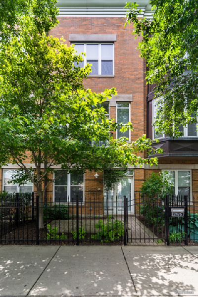 Condo/Townhouse New: 2475 West Montrose Avenue