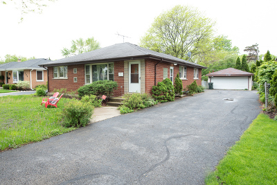 Palatine Single Family Home New: 138 North Rohlwing Road