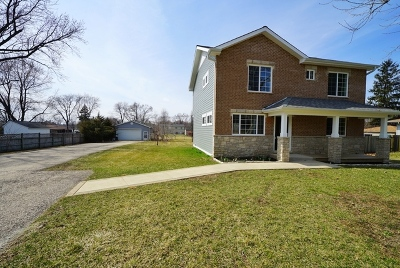 Glen Ellyn Single Family Home New: 2n150 Mildred Avenue