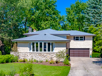 Schaumburg Single Family Home New: 1521 Indian Hill Drive
