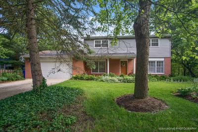 Wheaton Single Family Home New: 26w556 Embden Lane