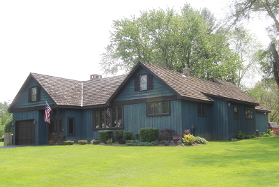 McHenry Single Family Home For Sale: 2805 South Riverside Drive