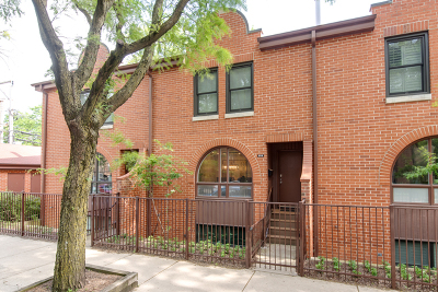 Condo/Townhouse New: 819 West Willow Street