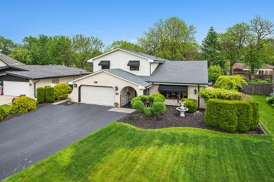 Palos Heights Single Family Home For Sale: 12425 South Melvina Avenue